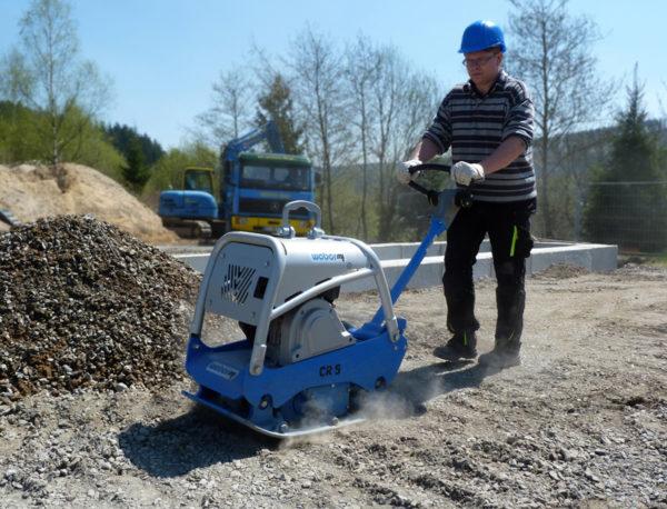 280 kg CR 5 Hd Weber reverseeritav pinnasetihendaja