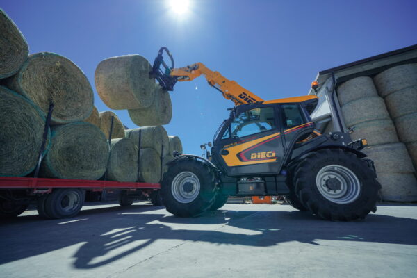 Dieci Agri Plus 40.10 VS GD 100kW