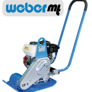 60kg plaatvibraator CF 1 Hd Weber
