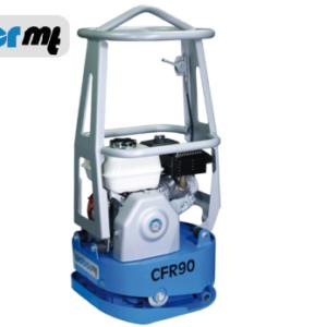 Weber plaatvibraator 90 kg CFR 90 ümara tallaga