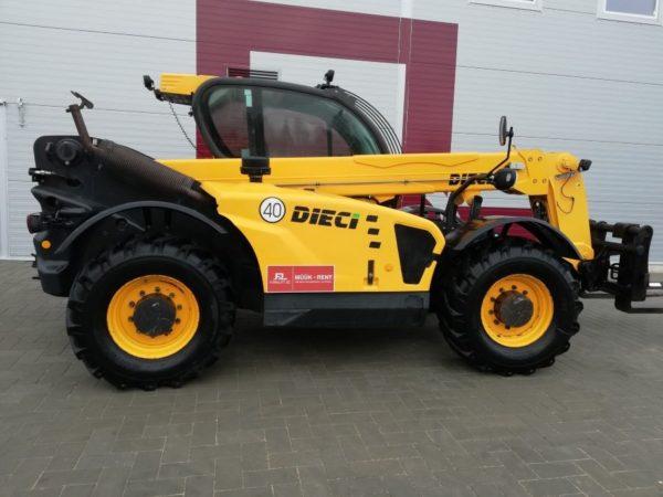 DIECI AGRI MAX 60.9 VS