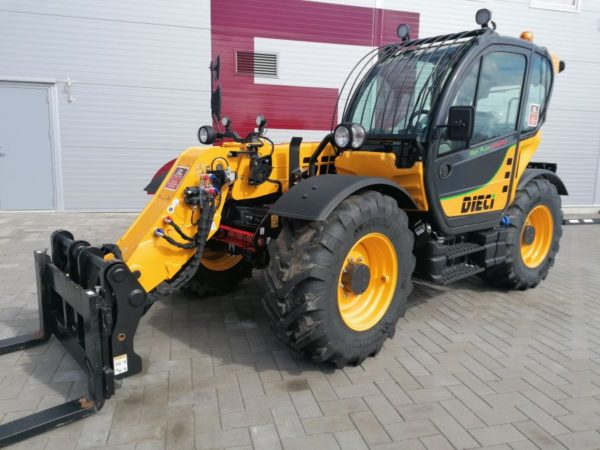 DIECI AGRI PLUS 40.7 PS EVO2