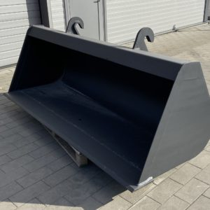 SKAW100 1.2m³ Dieci kinnitusega kopp