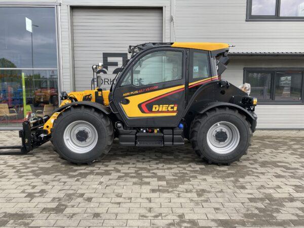 Dieci Agri Plus 42.7 VS EVO2 GD