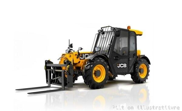 JCB 525-60T4