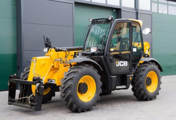 JCB 531-70 Turbo