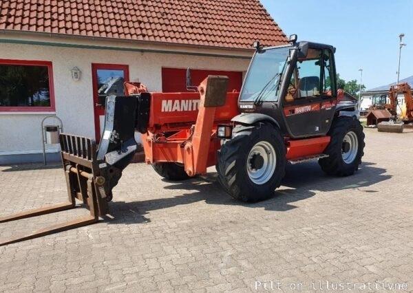 Manitou MT1440 SL TURBO