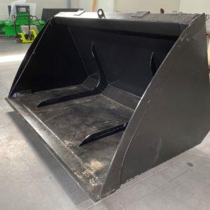 UBG-250 2.5m³ Dieci kinnitusega kopp