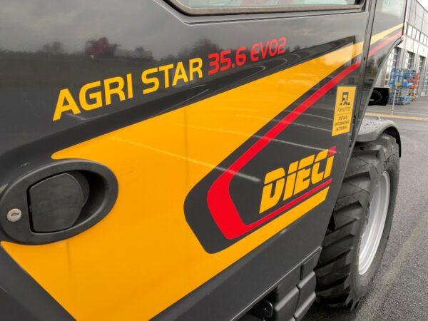 Dieci Agri Star 35.6 EVO2 96 kw GD