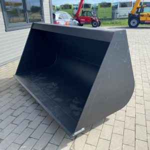 SKAW250 2.5m³ Dieci kinnitusega kopp