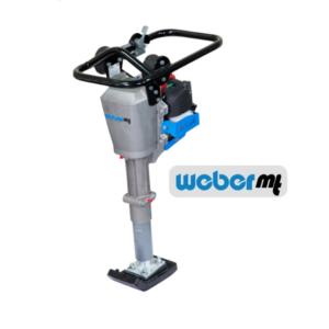 32kg SRV 300 Weber pinnasetamper