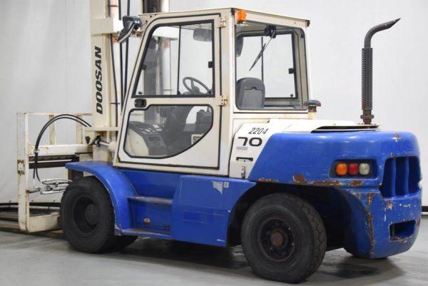 Doosan D70S-5