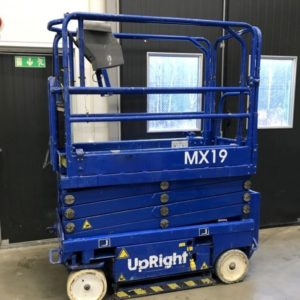 Saxlift Upright MX19