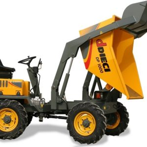 DIECI DUMPER 1000 FRONTAL SELF LOADER