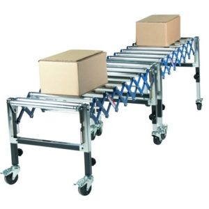 Flexible Roller Conveyor, Chrome-plated Rollers INT1211039000