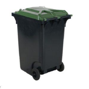Plastikust prügikast 360L