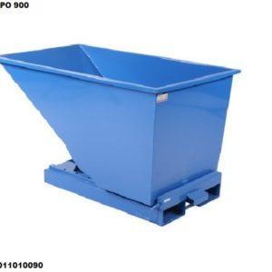 Tippo 765L isekallutav konteiner