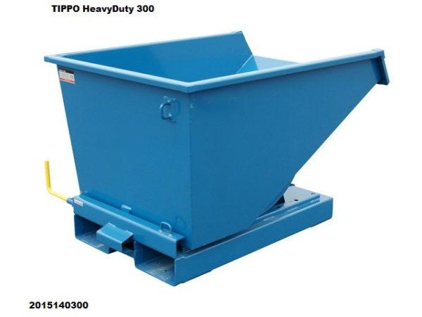Tippo 320L isekallutav konteiner