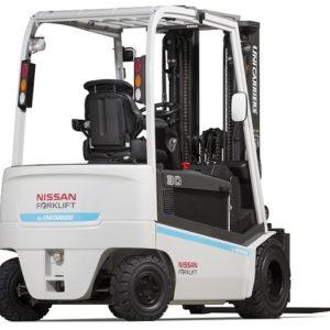 NISSAN QX 25 / 30 Long Wheelbase