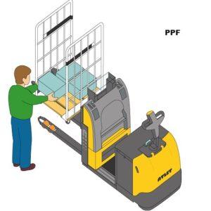 UNICARRIERS (EX.ATLET) PPF 120