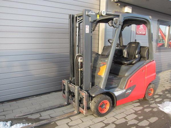 Linde  H16T-01