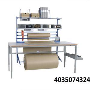 Pakkelaud 2000mm 4035074324 + 4230074304