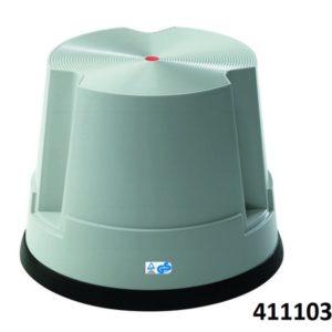 Plastikust tumba/ astmik 390 mm 4111034100
