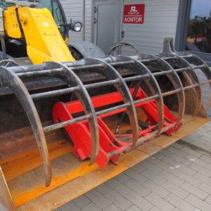 BMO kopphaarats kasutatud 1,85 m³